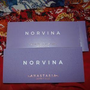 Anastasia Beverly Hills Norvina Palette *NEW*